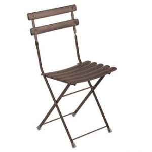 Folding chair Arc en Ciel Bronze Emu Centro Ricerche Emu 1