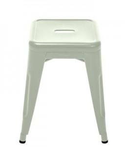 Sgabello H - H 45 cm Les Couleurs® Le Corbusier Vede inglese pallido Tolix Xavier Pauchard 1