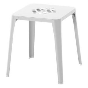 Low stool Arik Levy Emu Pattern White 1
