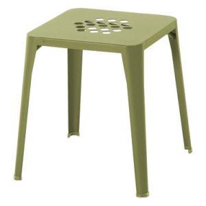 Niedriger Hocker Arik Levy Emu-Muster-Grün 1