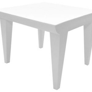 Bubble Club coffee table Zinc White Kartell Philippe Starck 1