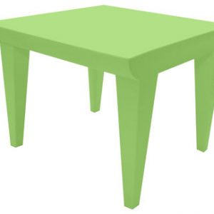 Bubble Club coffee table Light green Kartell Philippe Starck 1