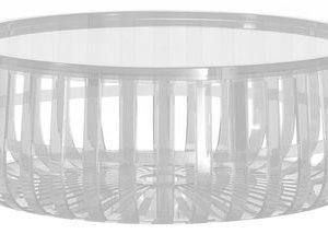 Tavolino Panier Trasparente Kartell Ronan & Erwan Bouroullec 1