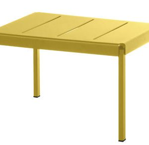 Table Shine Yellow mustard Arik Levy Emu 1