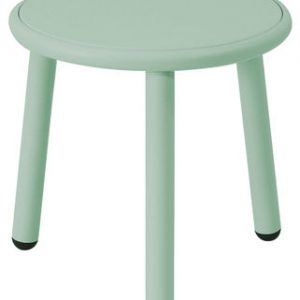 Yard coffee table Ø cm 40 1 Green Emu Stefan Diez
