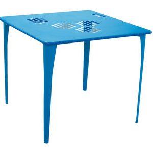 Tavolo Pattern 87 x 87 cm Blu Emu Arik Levy 1