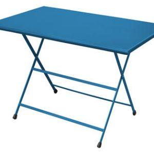 Folding table Arc en Ciel 110 70 cm x Blue Emu Centro Ricerche Emu 1