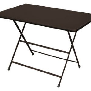 Folding table Arc en Ciel 110 70 cm x Bronze Emu Centro Ricerche Emu 1