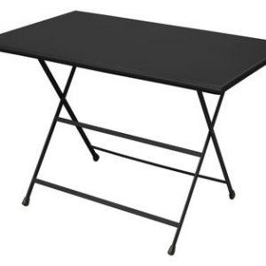 folding table Arc en Ciel 110 70 cm x Black Emu Centro Ricerche Emu 1