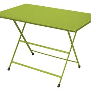 Folding table Arc en Ciel 110 70 cm x Green Emu Centro Ricerche Emu 1