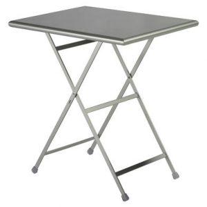 Tavolo pieghevole Arc en Ciel 70 x 50 cm Alluminio Emu Centro Ricerche Emu 1