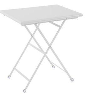 Folding table Arc en Ciel White Emu Centro Ricerche Emu 1