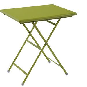 Folding table Arc en Ciel Green Emu Centro Ricerche Emu 1