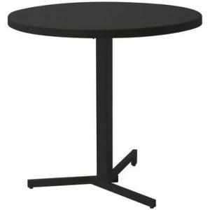 My folding table round Ø 80 cm Black Emu Jean Nouvel 1