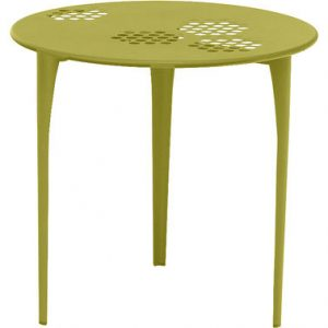 Round table Pattern Ø cm Green Emu 80 1 Arik Levy
