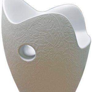 Armchair O-Nest White Moroso Tord Boontje 1