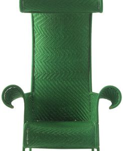 Green chair Shadowy Moroso Tord Boontje 1