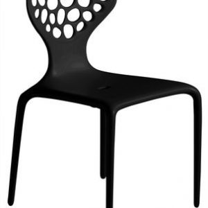 Silla Supernatural negro Moroso Ross Lovegrove 1