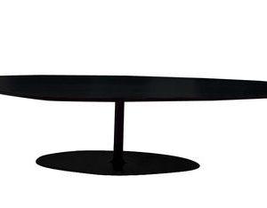 Table T-great Phoenix H 33 cm Black Moroso Patricia Urquiola 1