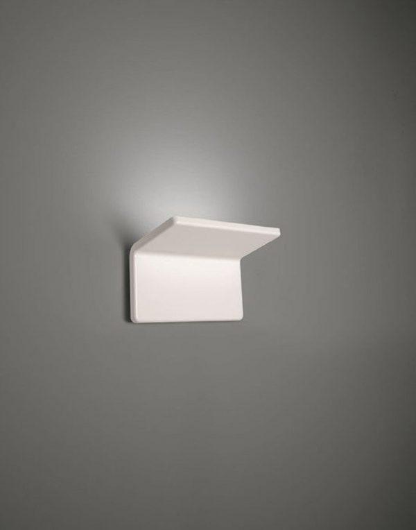 Lampada da parete CUMA Bianco ARTEMIDE Roberto Paoli 2