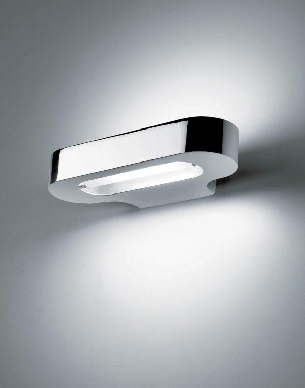 ARTEMIDE TALO wall lamp Chrome Neil Poulton 2