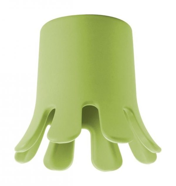 Sgabello Splash Verde B-LINE Kristian Aus