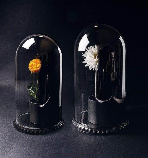 Bell Jar Ghost Shell / H 34 cm Transparent Diesel living with Seletti Diesel Creative Team 2