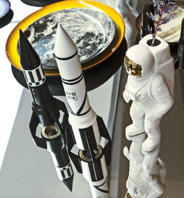 molino de pimienta Cosmic Diner decorado Diesel vivían con Seletti Diesel equipo creativo 2