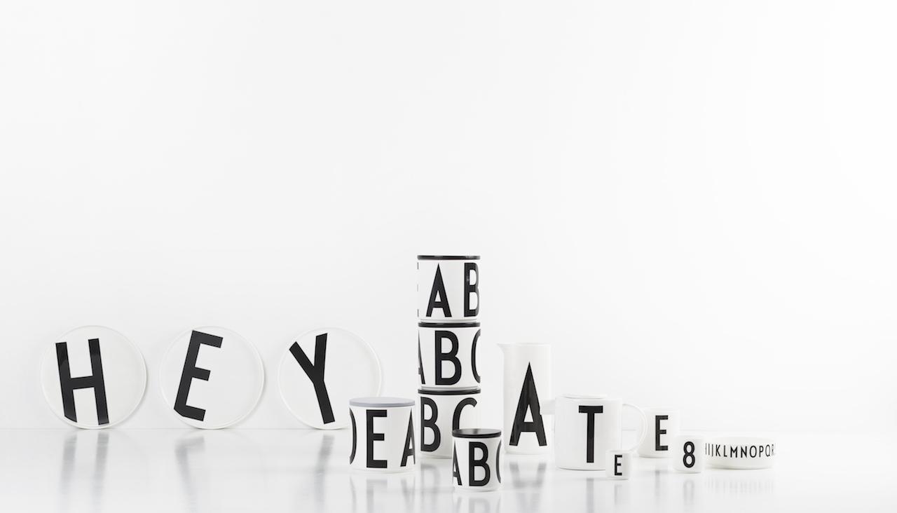 lettres de conception