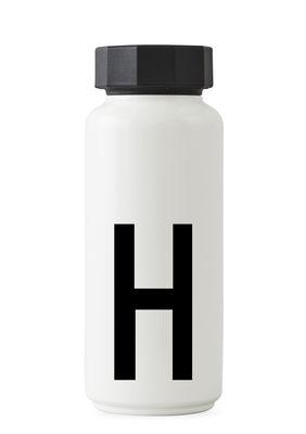 Bouteille isotherme Arne Jacobsen - 500 ml - Lettres Design H Lettre Arne Jacobsen