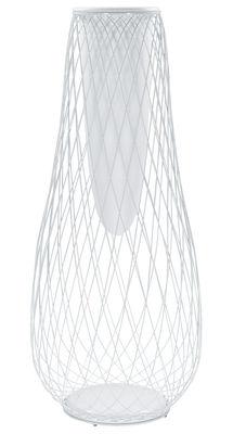 Γλάστρα Ουρανό h 163 cm Λευκό Emu Jean-Marie Massaud 1
