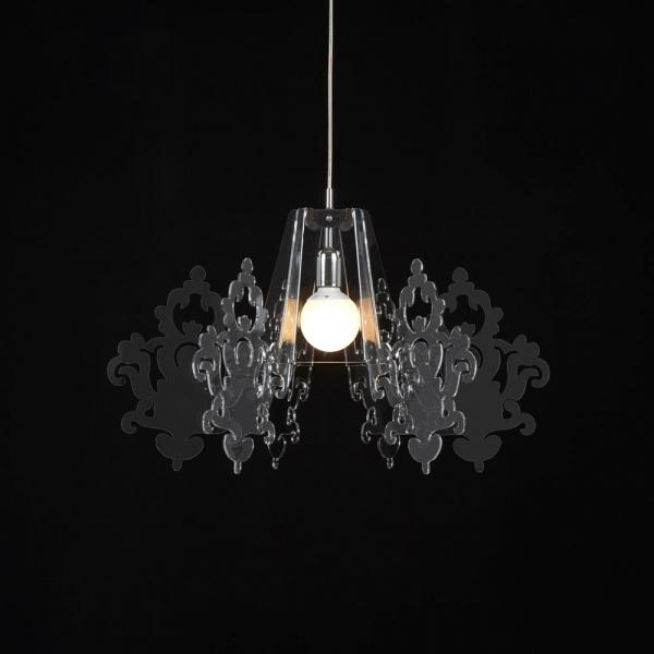 Transparente Amarilli Hängelampe Emporium Roberto Giacomucci
