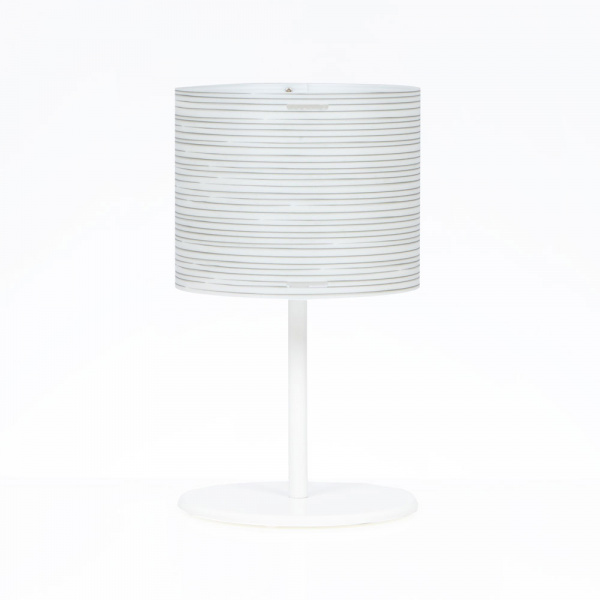 Rigatone TL M Lampe de table Wire Decoration Emporium Roberto Giacomucci