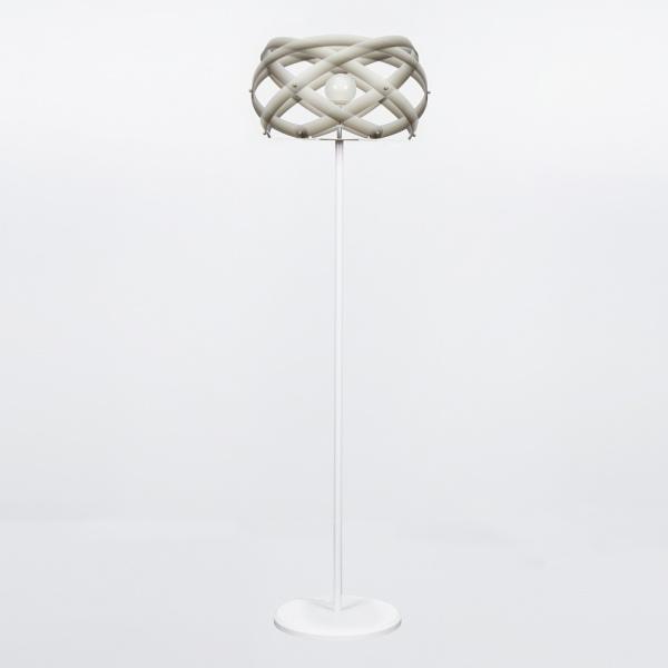 Floor Lamp Nuclea floor Gray Emporium Roberto Giacomucci