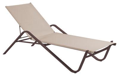cama de praia Holly Bronze | Bege Centro Ricerche Emu Emu 1