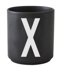 Tape Arne Jacobsen Lèt X Lèt Design Nwa Arne Jacobsen