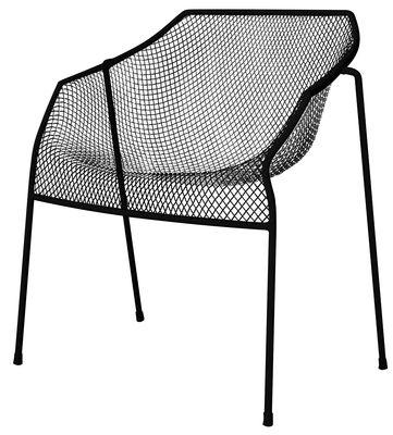 Black Emu Heaven chair Jean-Marie Massaud 1