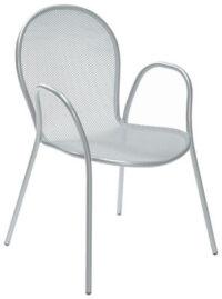 Aluminium Stuhl Ronda Emu Aldo Ciabatti 1