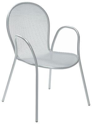 καρέκλα αλουμινίου Ronda Emu Aldo Ciabatti 1