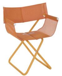 Chaise de Snooze orange Emu Alfredo Chiaramonte | Marco Marin 1