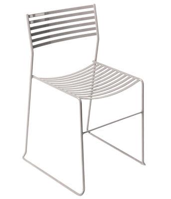 silla de aluminio Aero Emu Paul Newman 1