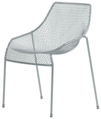 Aluminium Chair Cielo Emu Jean-Marie Massaud 1