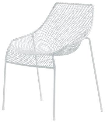 White Emu Heaven chair Jean-Marie Massaud 1