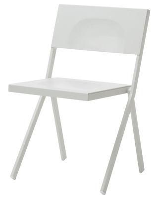 Chair Mia White Emu Jean Nouvel 1