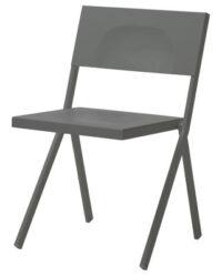 Cadeira Mia Cinza Emu Jean Nouvel 1
