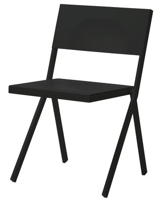My Black Emu chair Jean Nouvel 1