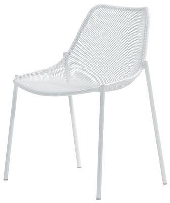 Γύρος καρέκλα Λευκό ΟΝΕ Christophe Pillet 1