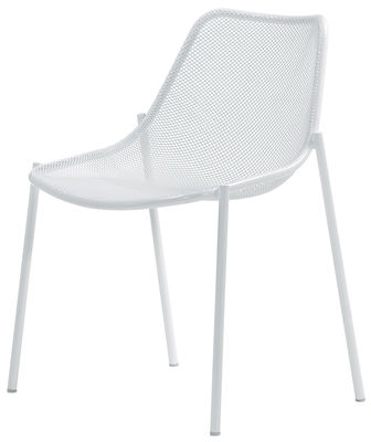 Ronda silla blanca Emu Christophe Pillet 1