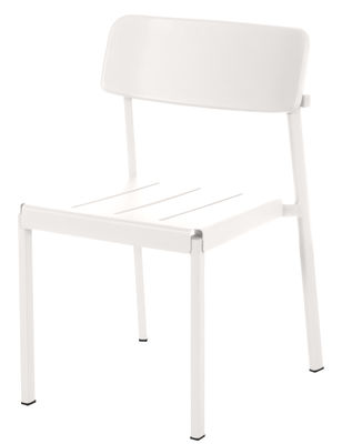 Shine White chair Arik Levy Emu 1