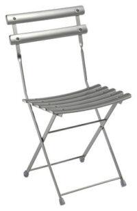 silla plegable Arc en Ciel Centro de Investigación de aluminio Emu Emu 1